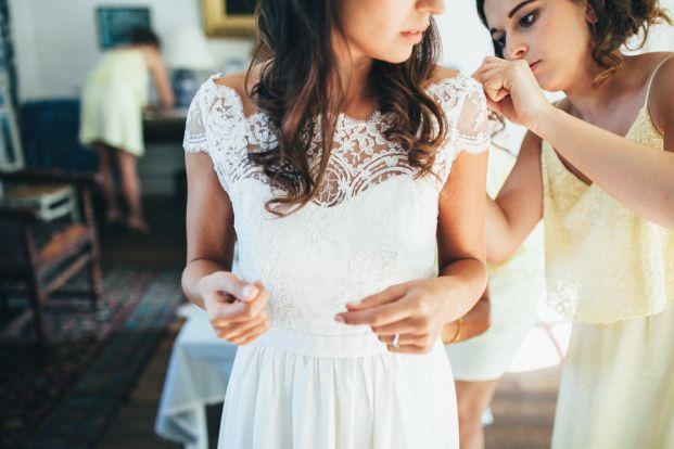 un mariage en jaune et blanc mariage en blanc le manoir et pieds nus. Black Bedroom Furniture Sets. Home Design Ideas