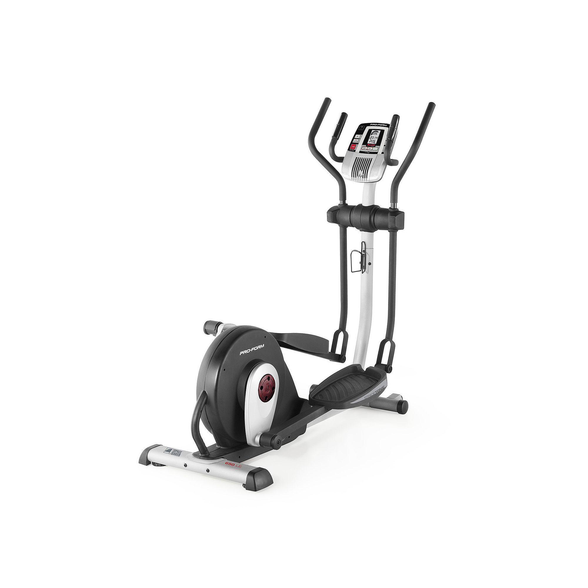 Elliptical Trainer, Fitness
