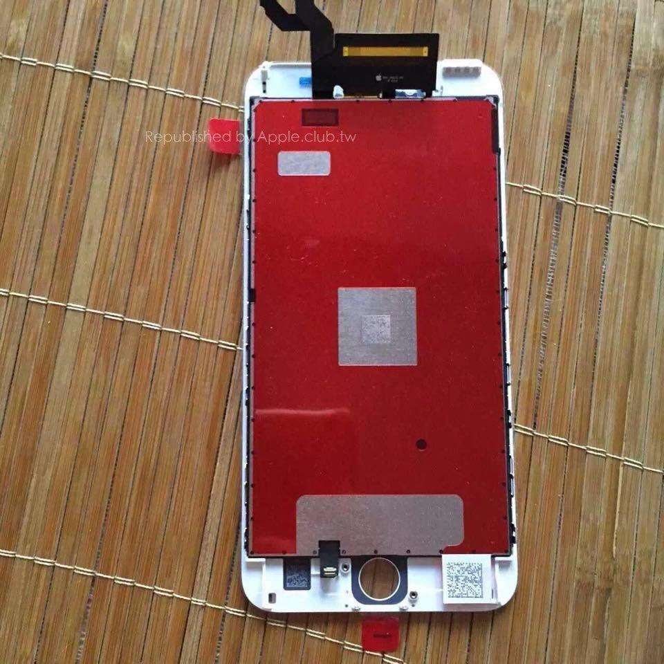 iPhone 6S'in Ekranı Göründü Iphone, Ekran, Teknoloji