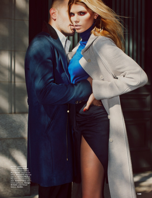extrasexy:    maryna linchuk by guy aroch for allure russia october 2012
