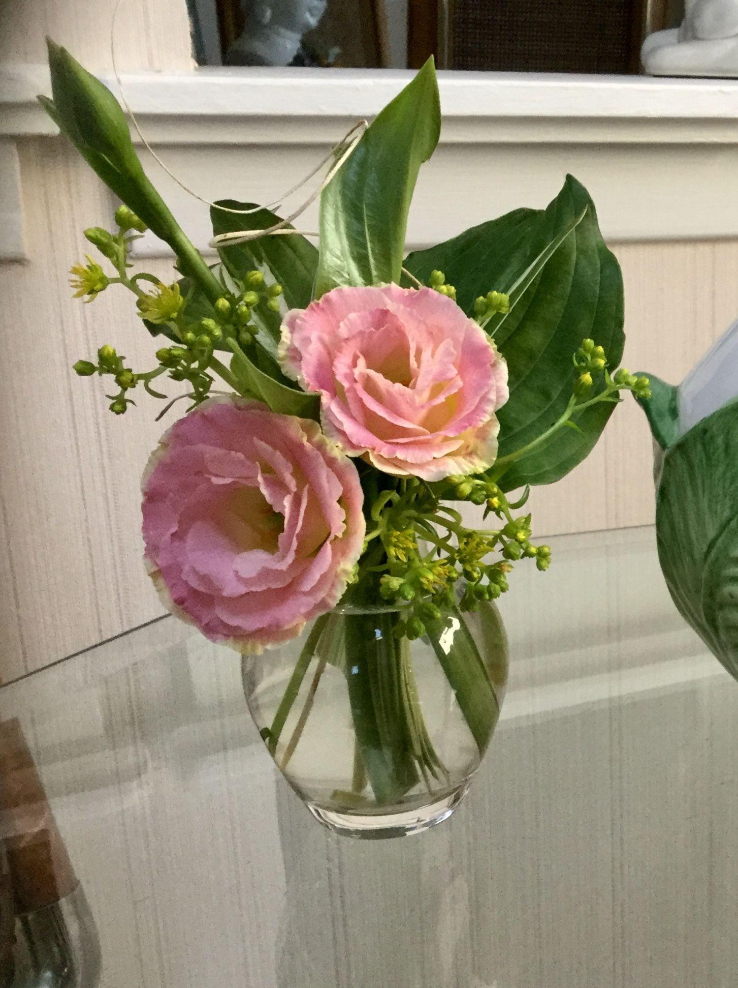 Pinterest & Pink Lisianthus bud vase #lisianthusblooms ...