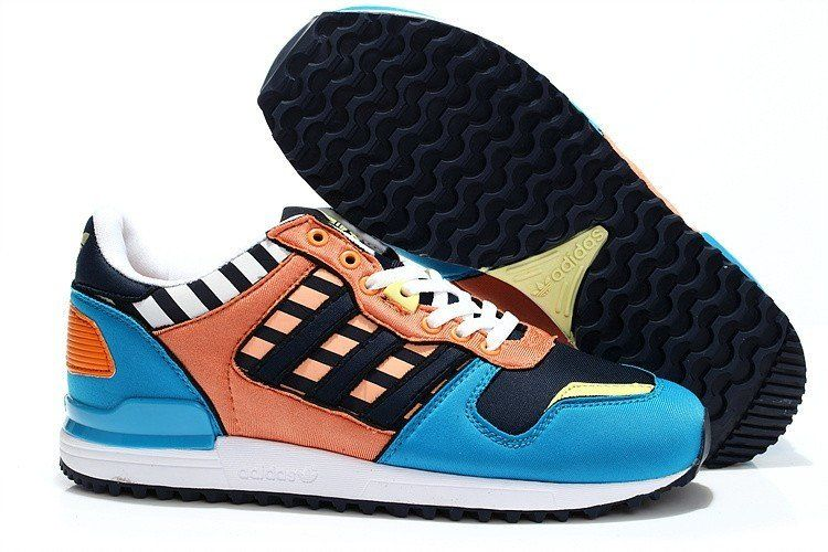 new styles 4f8d8 4fd80 ... best price france soldes kcqy chaussures de running adidas zx 700 w  femme d65879 kaki bleu
