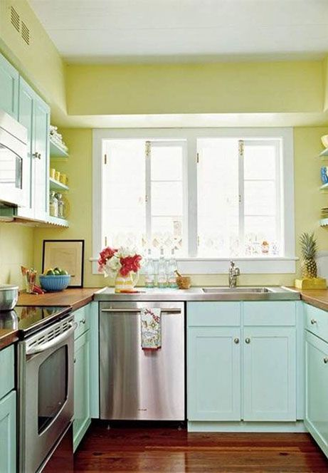 Colori pareti per la cucina | Colori pareti | Pinterest