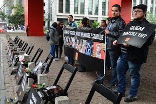 Pregopontocom Tudo: Mães de jovens negros assassinados denunciam à OEA falta de julgamentos...