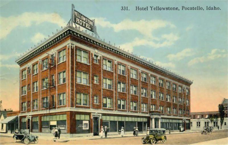 Lakes Yellowstone Hotel Hotelspocatello Idahobearjfkbonners