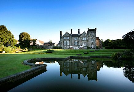 Society details for Marriott Breadsall Priory Hotel & Golf Club | Golf Society Course in England | UK and Ireland Golf Societies