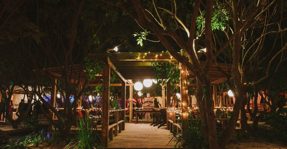 Redland koi gardens in homestead florida wedding