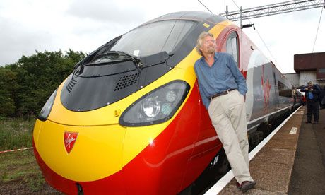 FirstGroup trumps Virgin as frontrunner for west coast rail