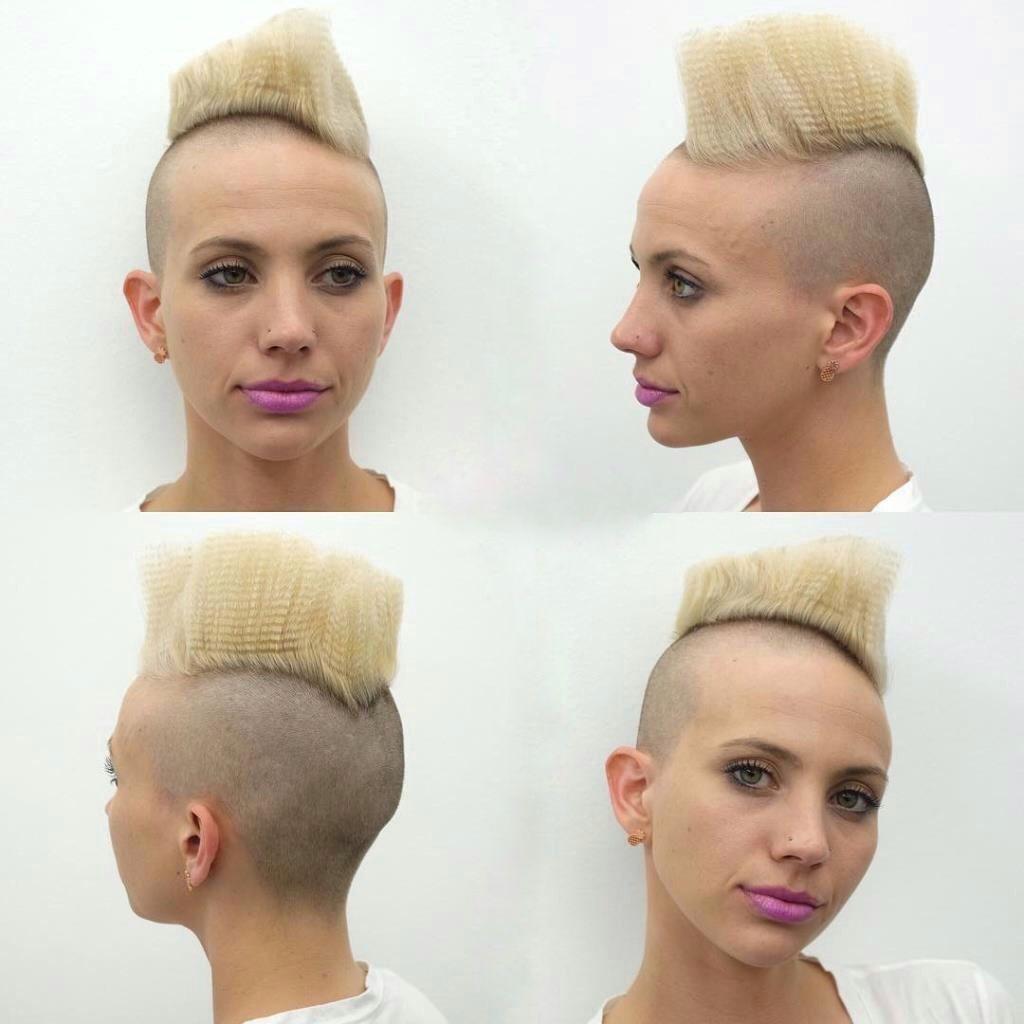 Pin by haircutlove on undercut pinterest mohawks undercut and