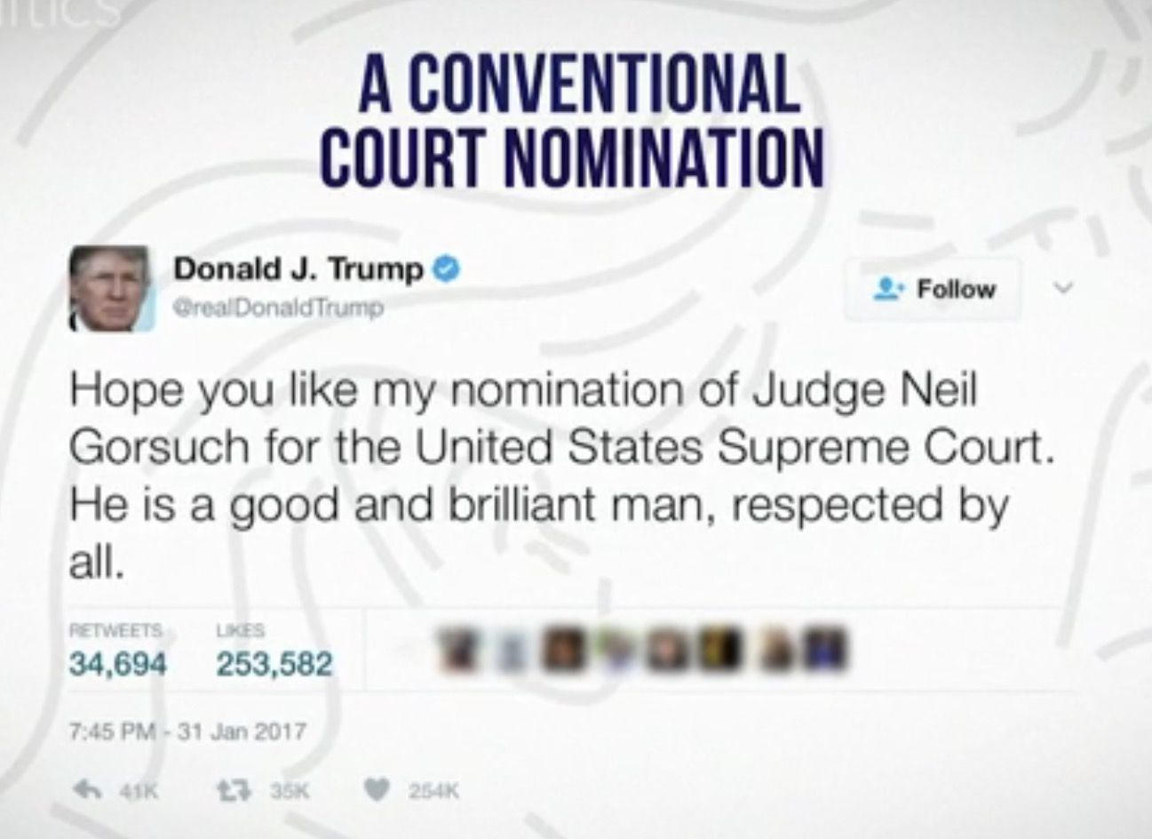 Pin By Men Style Expert On Trump Tweets Gorsuch The Unit Judge