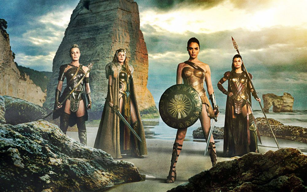 Wonder Woman (2017) | Movie Reviews | Pinterest | Women's ...