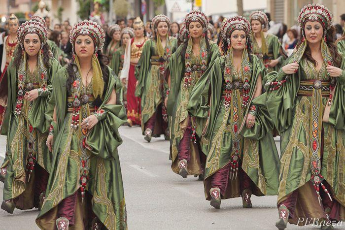fiesta árabe aficionado