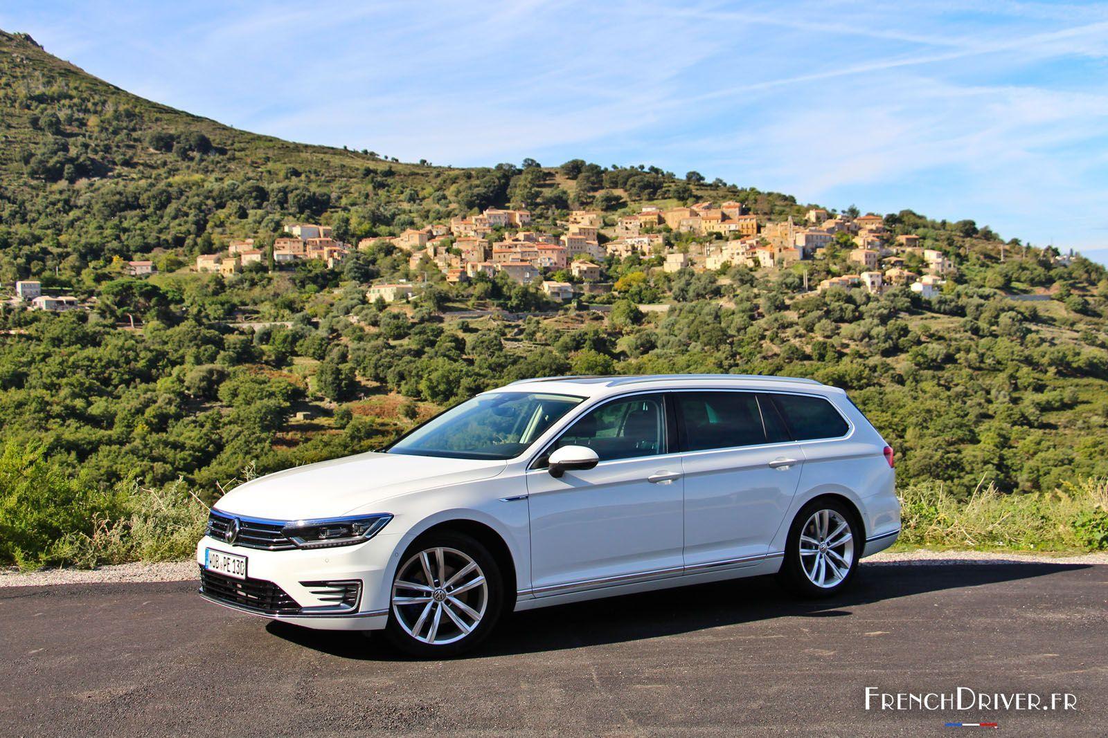 Photo Essai Volkswagen Passat Gte 2015 Volkswagenpassat
