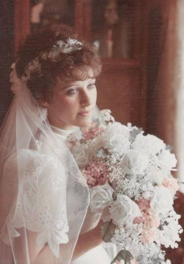 Caroline Manzo Beautiful Bride Real Housewives Flower Girl Dresses Wedding Gown Veils