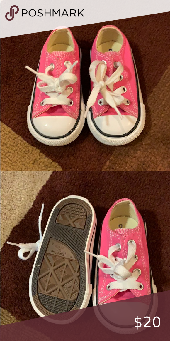 2020   Pink converse, Converse