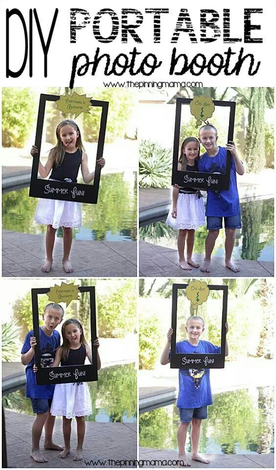 Pin By Cheryl Hume On Fam Reunion Ideas Portable Photo Booth