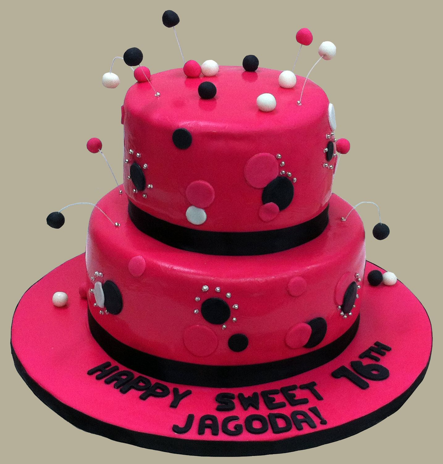 Outstanding Luxurious Birthday Cakes With Images Walmart Bakery Birthday Personalised Birthday Cards Cominlily Jamesorg