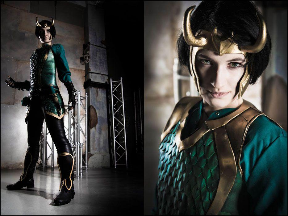 Agent Of Asgard Loki Cosplay Loki Cosplay Lady Loki Cosplay Loki Cosplay Tutorial