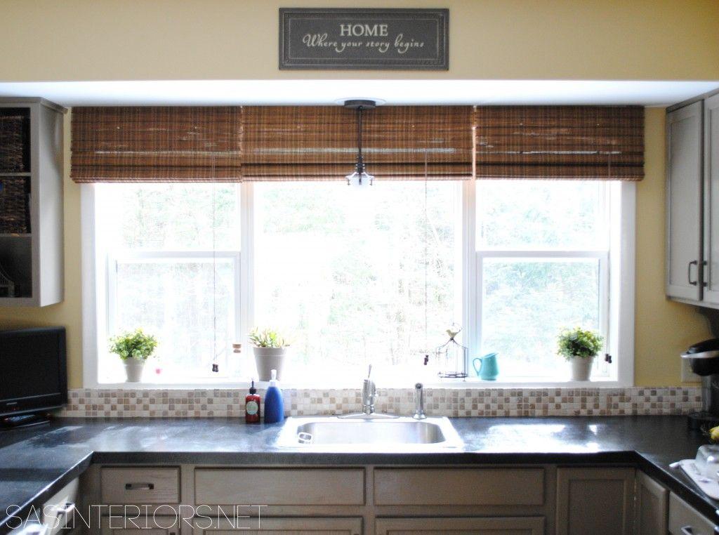 A Simple Kitchen Window Upgrade Kitchen Window Design Kitchen