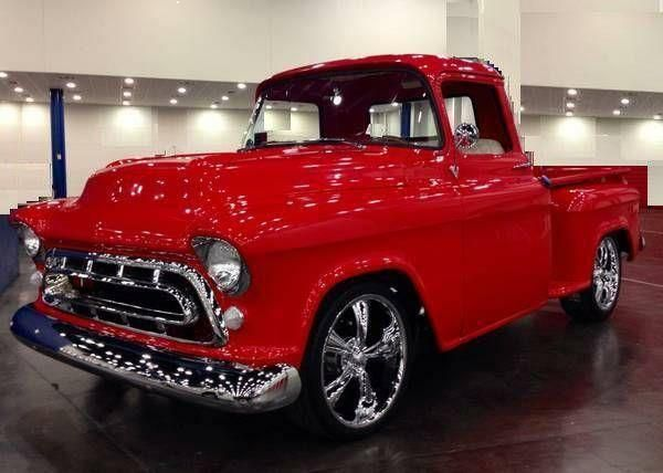 Used Classic Car For Sale in , Texas: 1957 Chevy 3100 Pickup – Classics.VehicleN…