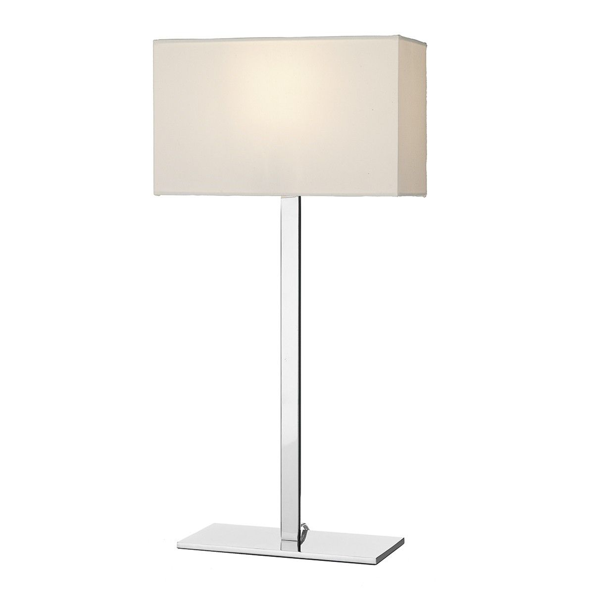 Dar lighting tri4250 trieste table lamp polished chrome base dar lighting tri4250 trieste table lamp polished chrome base only aloadofball Images