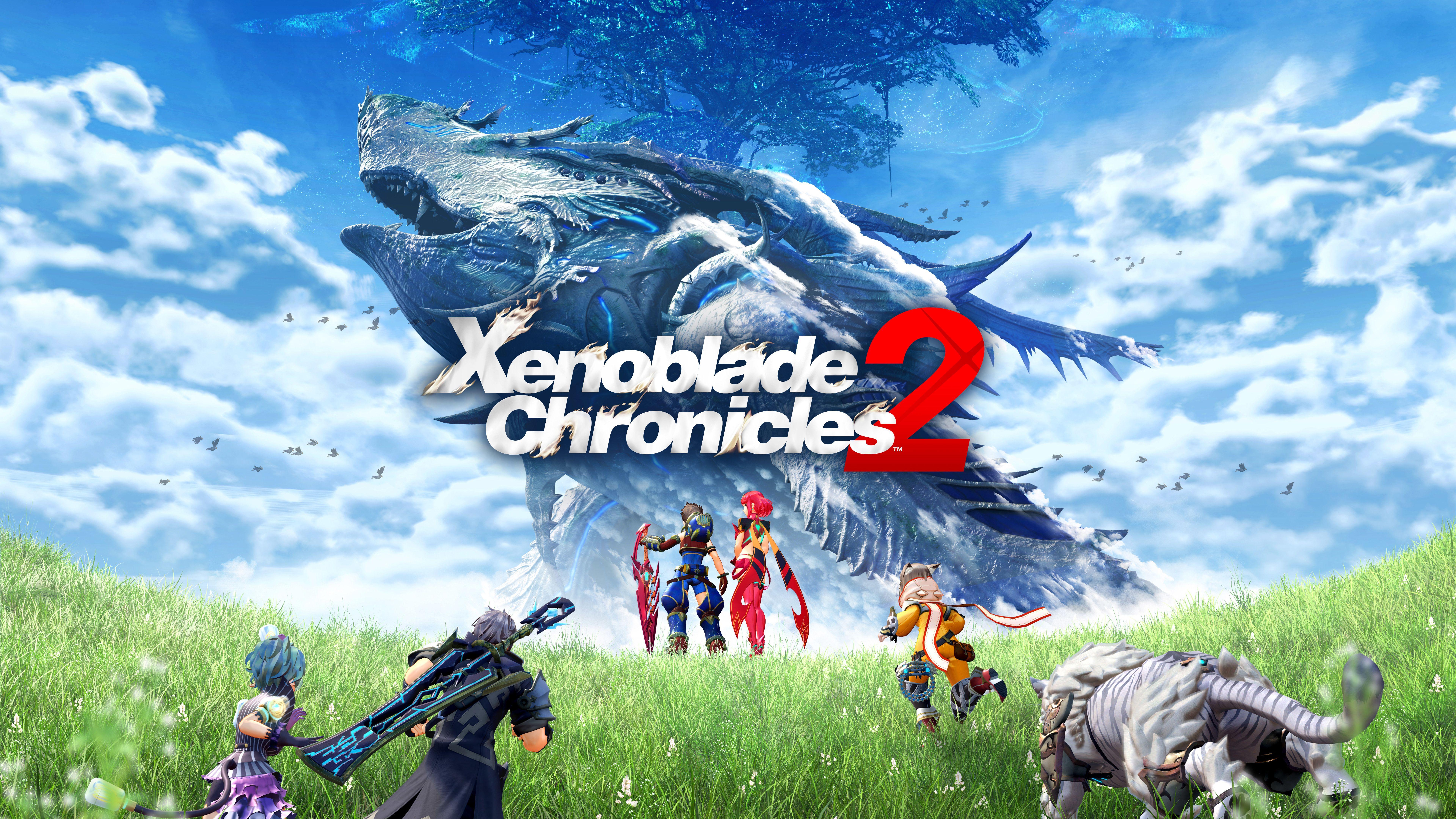 Xenoblade Chronicles 2 Wallpaper Xenoblade Chronicles Xenoblade