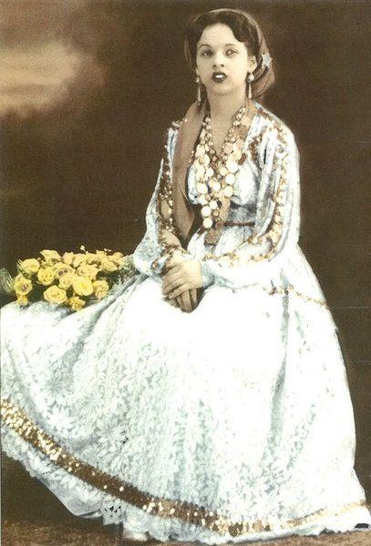 Romany wedding dress  Under Romani, or gypsy, tradition brides often