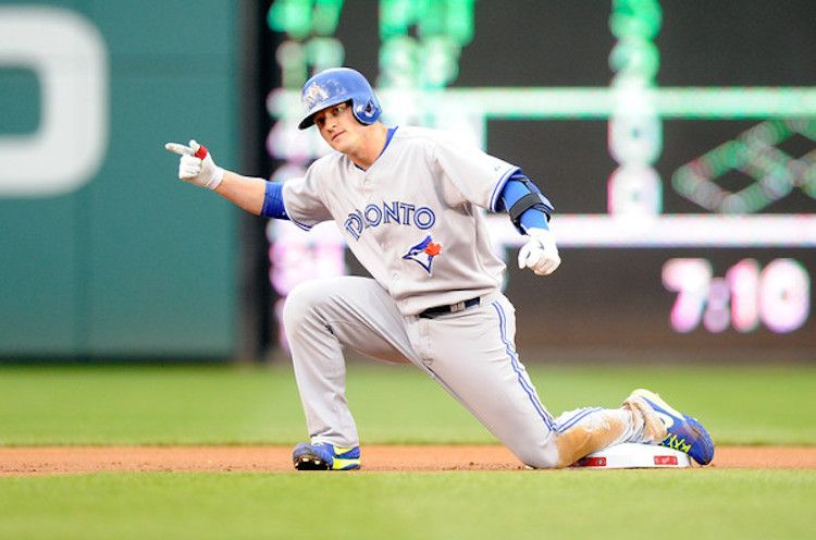 Base Kicks Toronto Blue Jays Showcase Nike Kyrie 1 Cleats Nike Kyrie Toronto Blue Jays Josh Donaldson