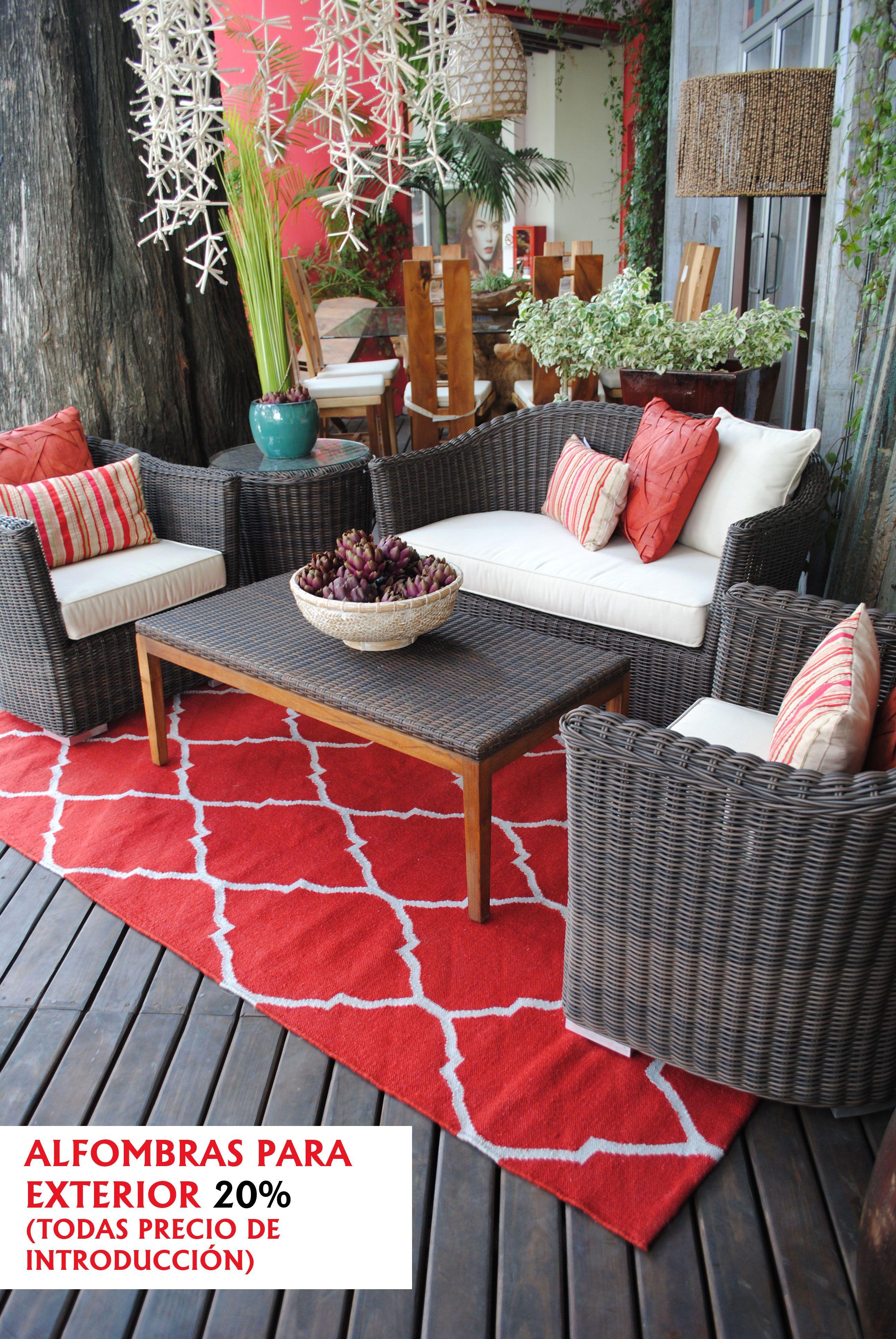 alfombras para exterior | Paisajismo | Pinterest | Paisajismo