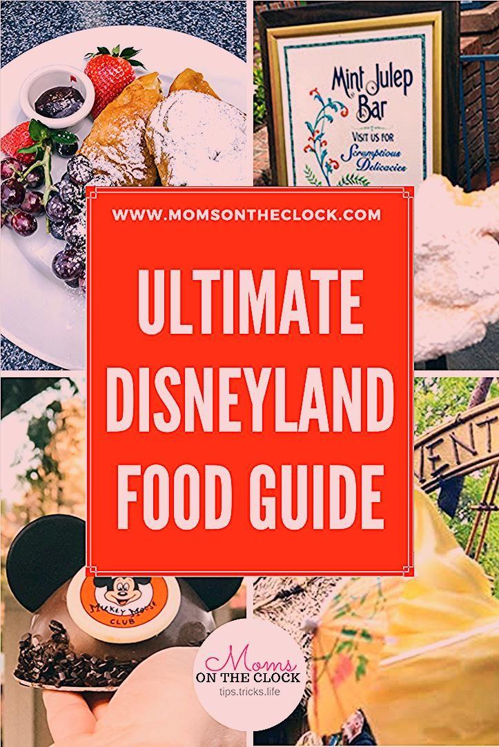 Photo of Ultimate Disneyland Food Guide