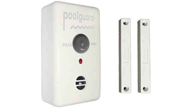 8 Best Pool Alarms To Keep Your Family Safe Pool Alarms Pool Gate Outdoor Pool