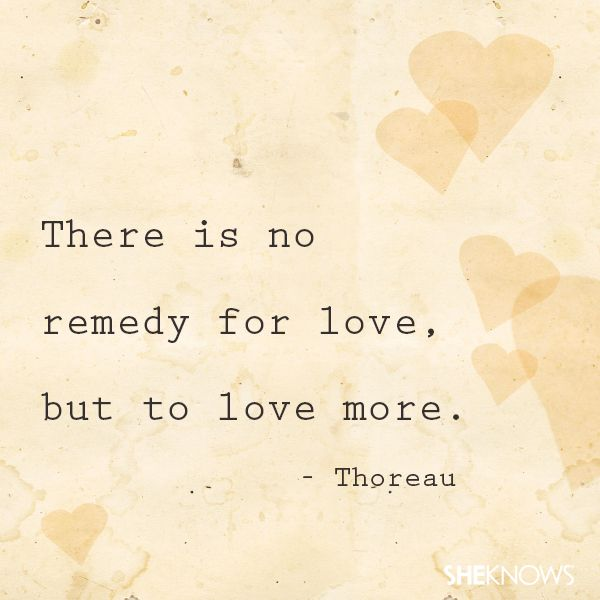 Lovely Thoreau Quote