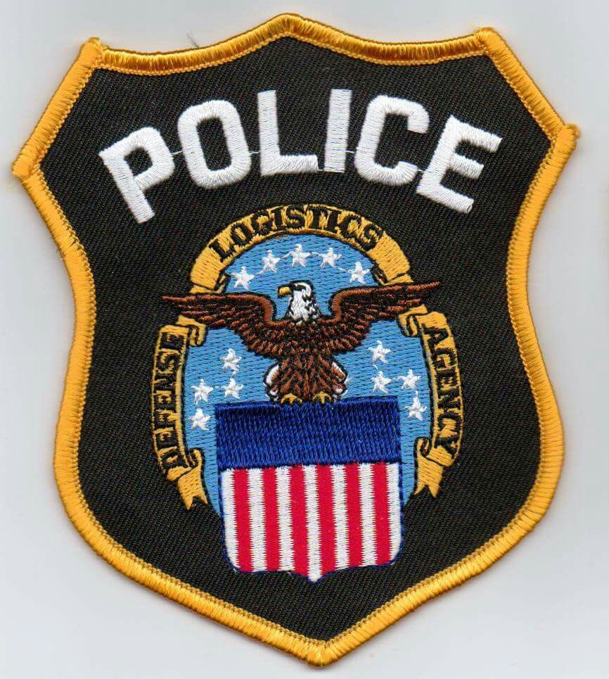 defense logistics agency badges pinterest police patches