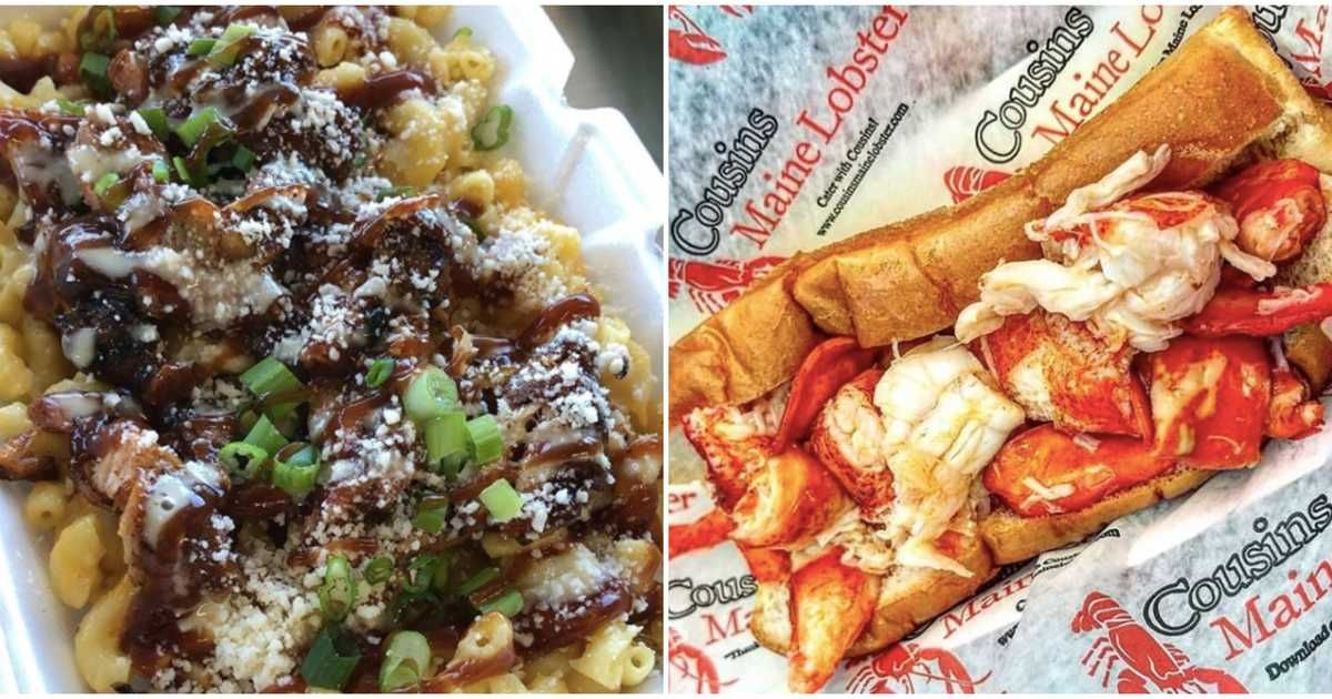 You Can Attend This Massive Food Truck Festival In