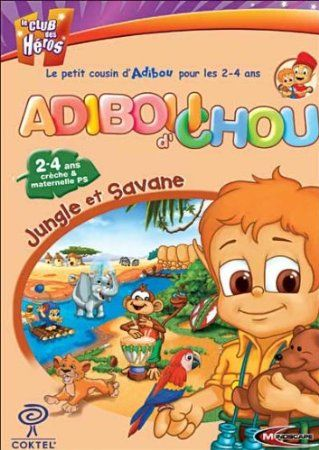 adiboudchou jungle et savane