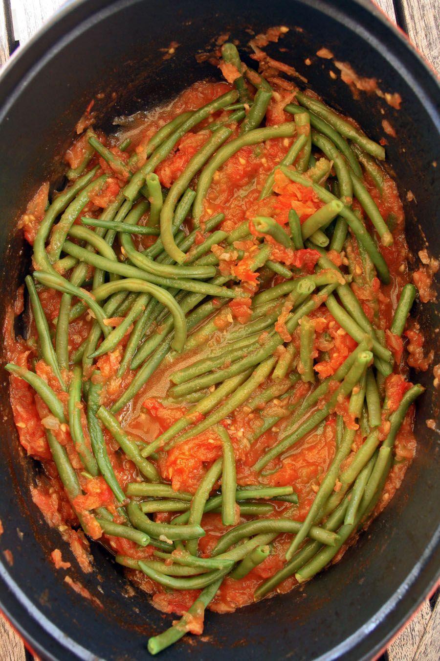 haricot vert sauce tomate aux anchois Recettes Britanniques, Recettes  Irlandaises, Recettes Anglaises, Cuisine