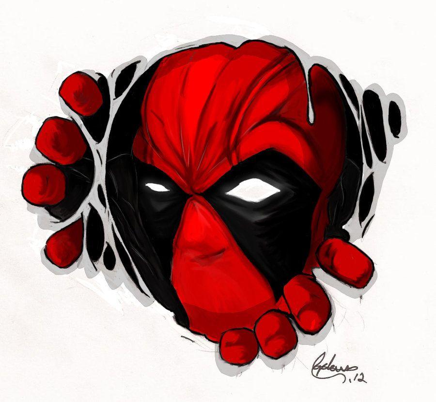 Deadpool Tattoos Deadpool Tattoo Marvel Tattoos Drawings