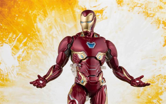 Scarica Sfondi Iron Man 4k 2018 Film Supereroi Avengers Infinity