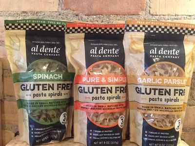 Aldente gluten free spinach pasta grocery store finds aldente gluten free spinach pasta spinach pastagift basketsgrocery negle Gallery