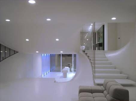 unstudio villa nm upstate new york usa 2007 | architecture, Innenarchitektur ideen