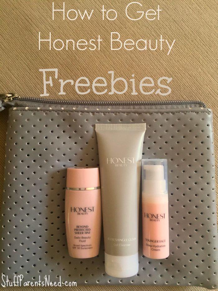Honest Beauty Free Trial Offer Honest company makeup