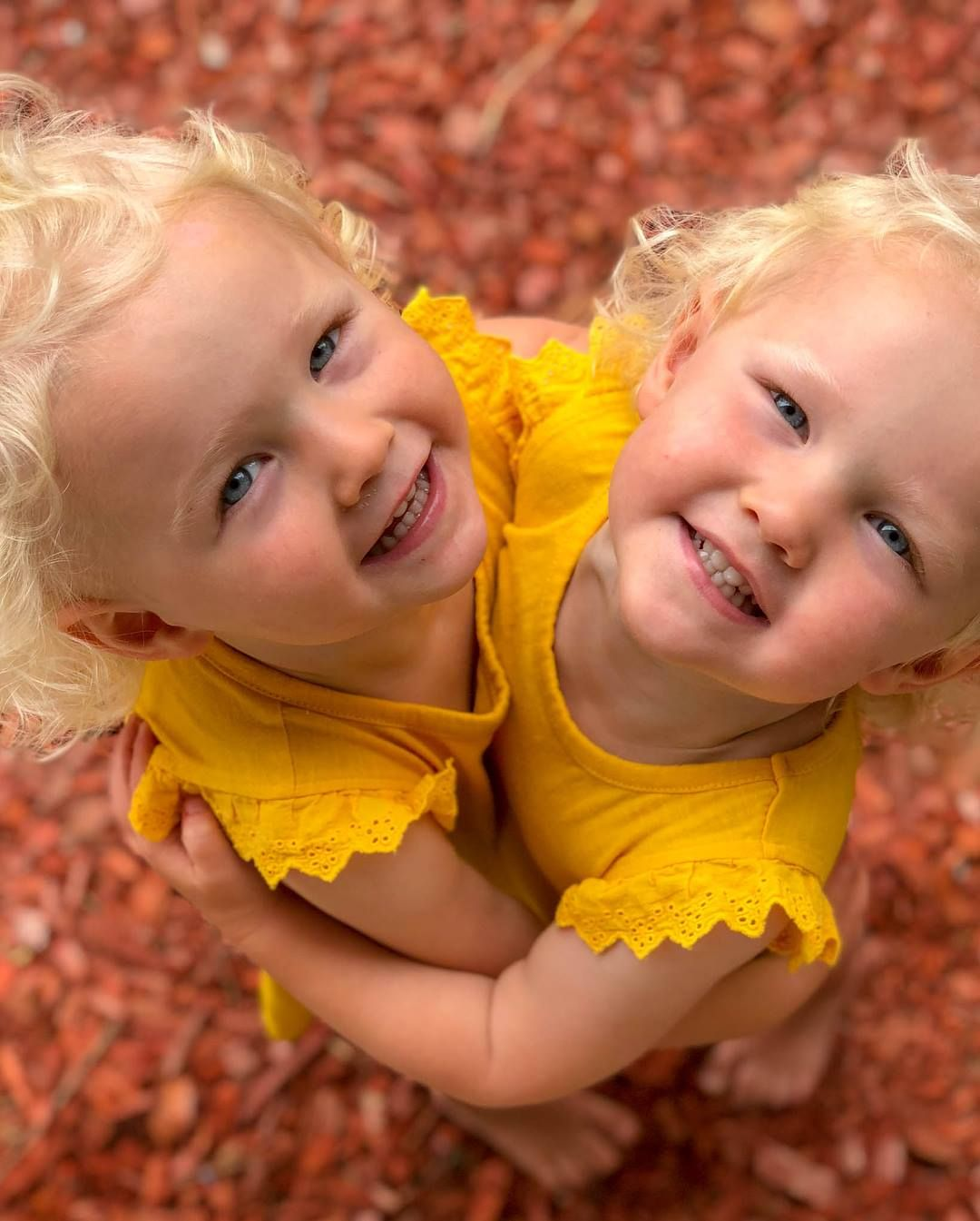 Twins Blonde Haired Twins Modi Twins Twin Sisters Twin Bond