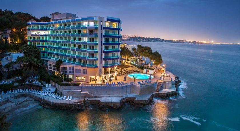Europe Playa Marina Illetas Offering Direct Access To The Sea