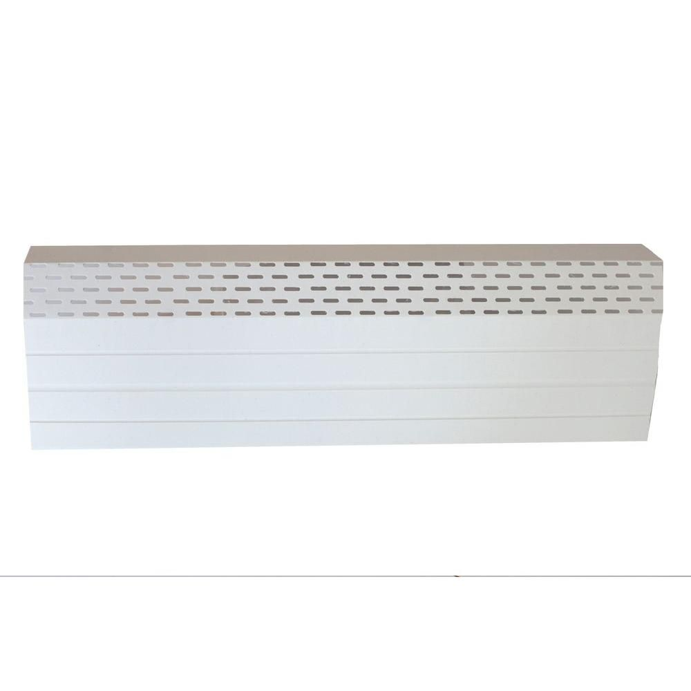 Neatheat 4 Ft Hot Water Hydronic Baseboard Cover Not For