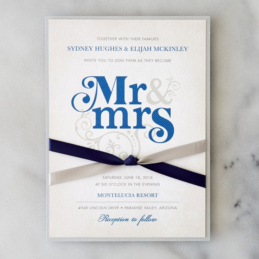 How To 4 Fabulous Ribbon Bow Diys For Wedding Invitations