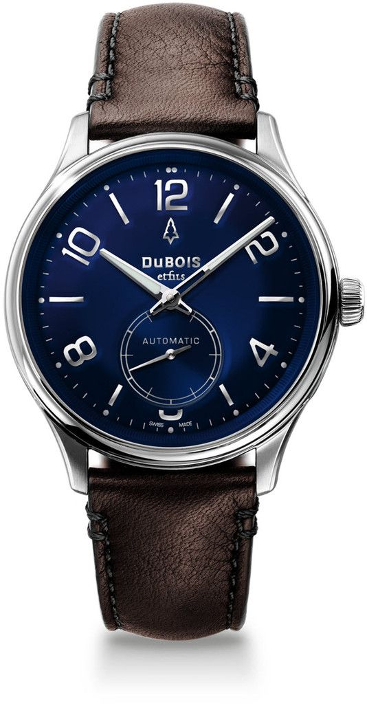 d30ff405eb6 DuBois et fils Watch DBF003-02 2 Hands and Small Seconds Limited Edition   bezel