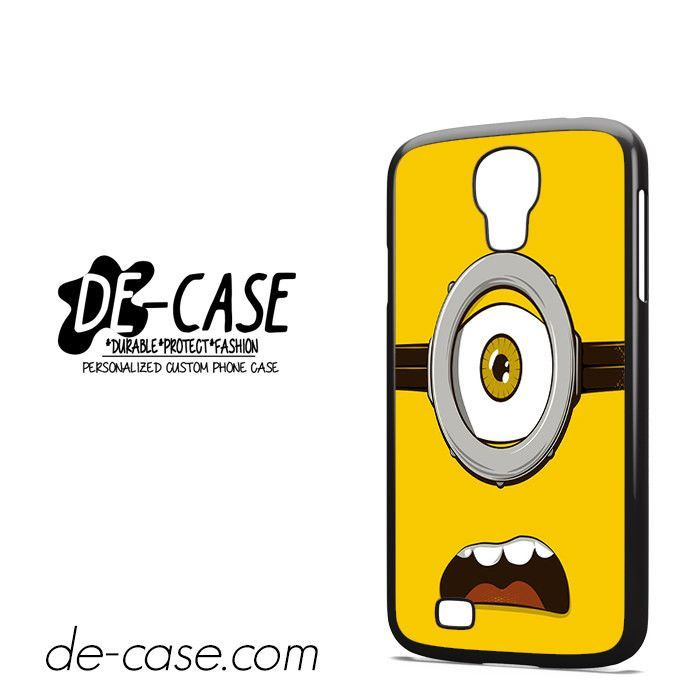 Minions Despicable Me Expression DEAL-7325 Samsung Phonecase Cover For Samsung Galaxy S4 / S4 Mini