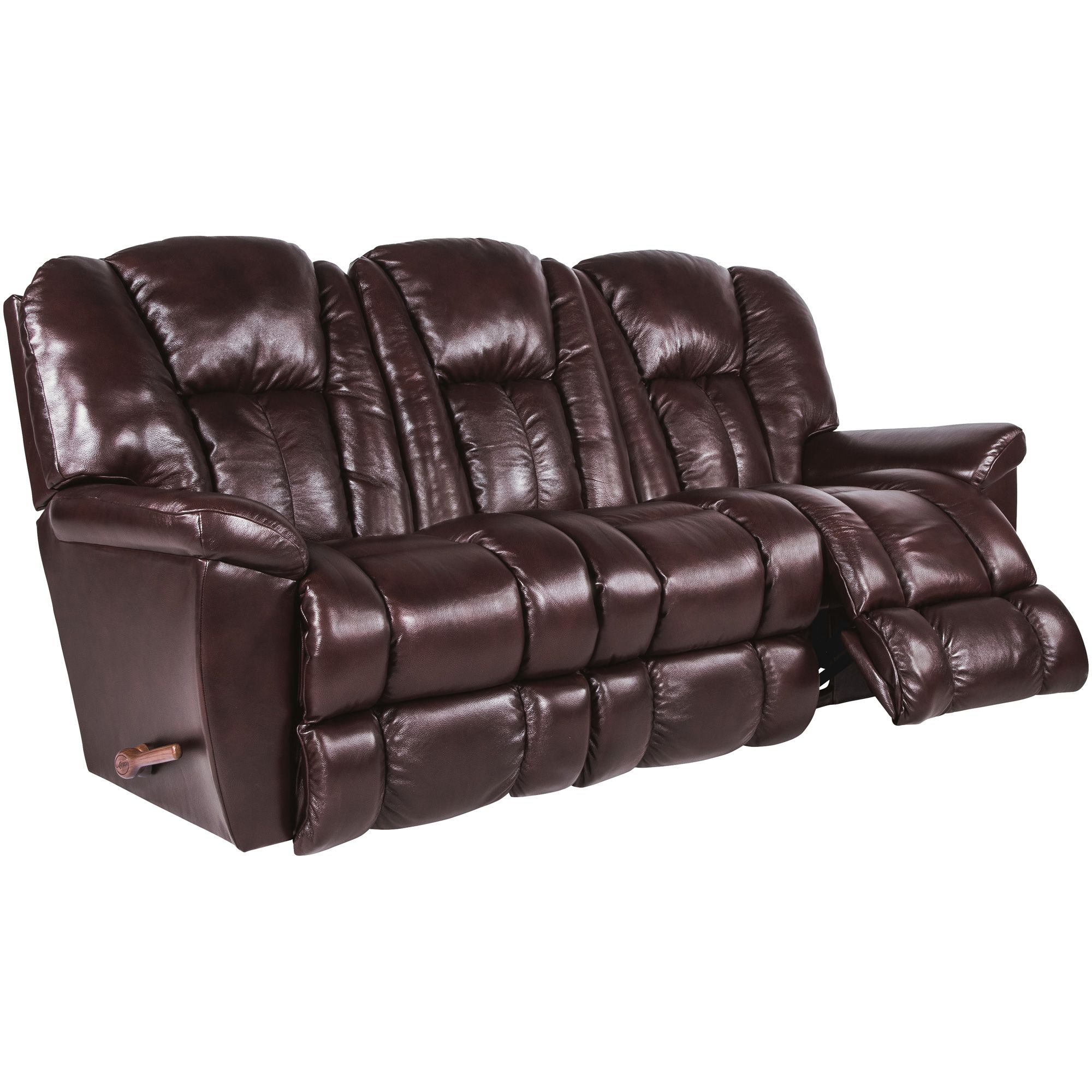 Maverick Burgundy Reclining Sofa Reclining Sofa Recliner Power