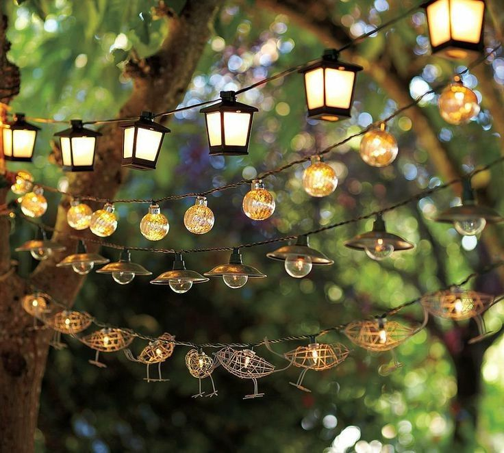 Outdoor String Lantern Lights Pottery barn outdoor string lighting hanging outdoor lights how to image result for pottery barn string lights stage pinterest workwithnaturefo