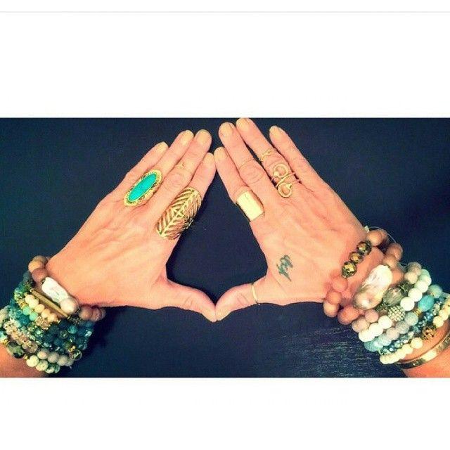 #armcandyoftheday #potd #ootd #bohochic #love #jewelry